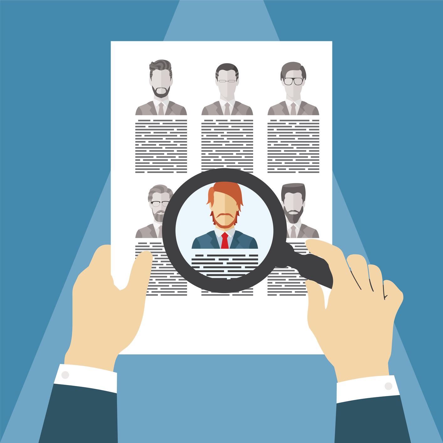 rekomendacje kandydatów w systemie rekrutacyjnym eRecruiter